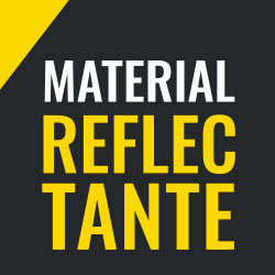 Material reflectante